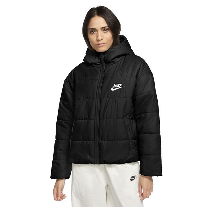 W Nsw Core Syn Jkt Kadın Siyah Günlük Ceket CZ1466-010 1234170