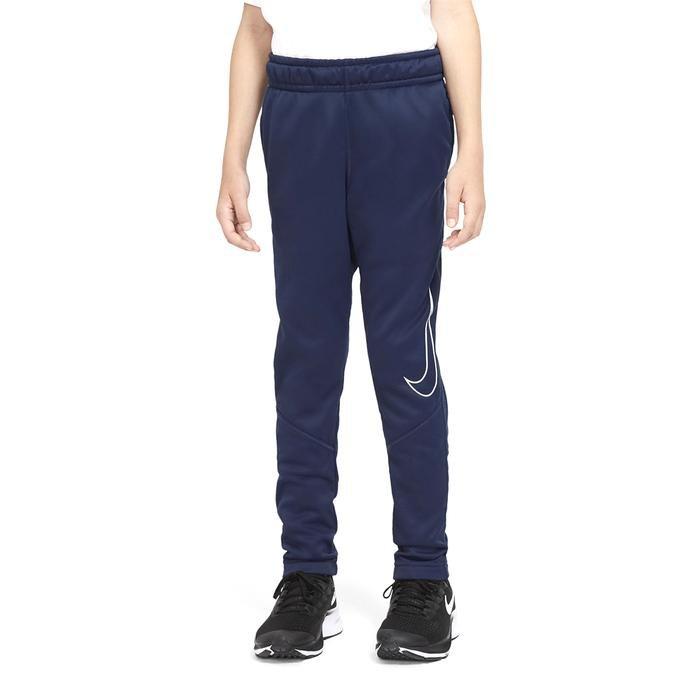 B Nk Therma Gfx Tapr Pant Çocuk Mavi Günlük Stil Eşofman Altı CU9133-410 1233854