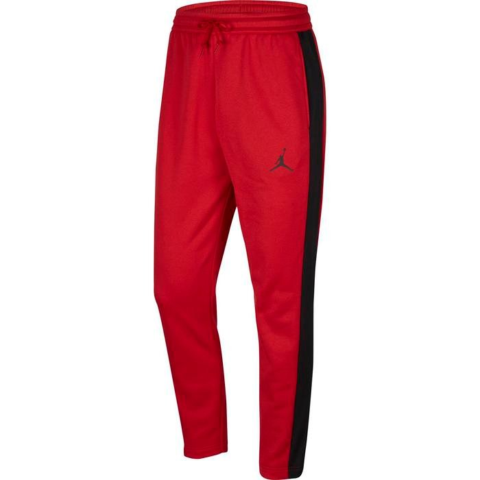 M Jordan NBA Air Therma Flc Pant Erkek Kırmızı Basketbol Eşofman Altı CK6798-687 1233742
