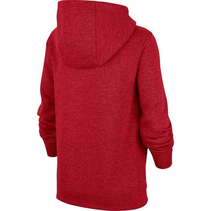 B Nsw Club + Hbr Po Çocuk Kırmızı Günlük Stil Sweatshirt CJ7861-657 1233731