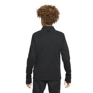 B Nk Dry Pad Acd Dril Top Ww Çocuk Siyah Futbol Uzun Kollu Tişört BQ7467-010