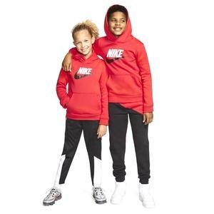 B Nsw Club + Hbr Po Çocuk Kırmızı Günlük Stil Sweatshirt CJ7861-657