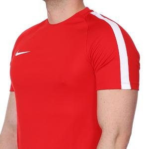 Dry Sqd Top Erkek Kırmızı Futbol Tişört 831567-657