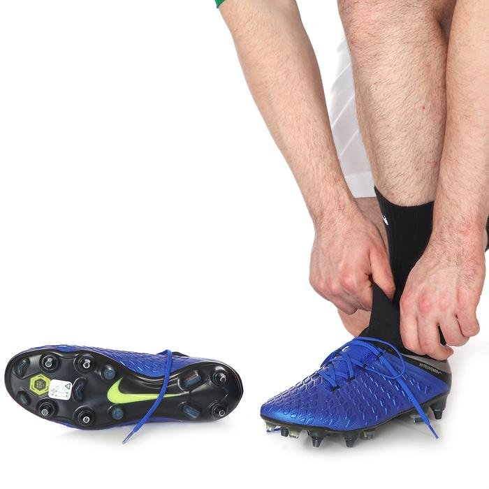 Hypervenom 3 Elite Df Sgpro Ac Erkek Mavi Krampon Futbol Ayakkabısı AJ3812-400 1114515