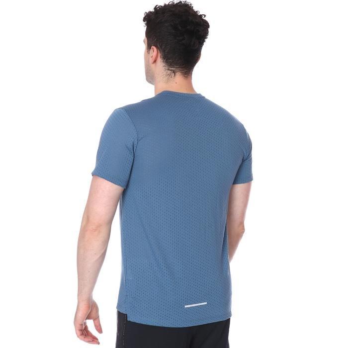 Brthe Rise 365 Erkek Mavi Koşu Tişört AQ9919-418 1174409