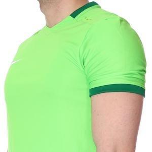 Ss Revolution III Jsy Erkek Yeşil Futbol Tişört 644624-313