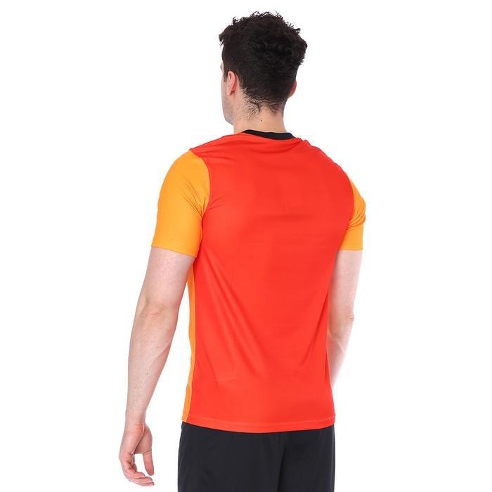 Galatasaray 2020-2021 Erkek Turuncu Futbol Tişört CW2521-836 1165564