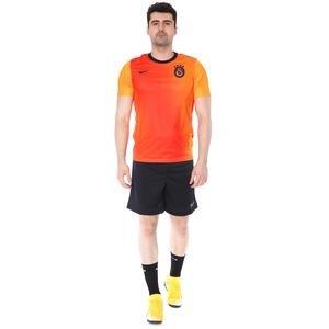 Galatasaray 2020-2021 Erkek Turuncu Futbol Tişört CW2521-836