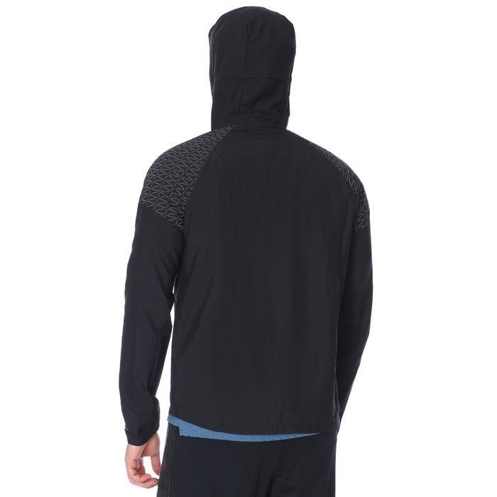 Run Dvn Essntl Jkt Flash Erkek Siyah Koşu Ceket CU7870-010 1234125