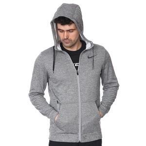 M Nk Thrma Hd Fz Erkek Siyah Günlük Stil Sweatshirt CU6231-063
