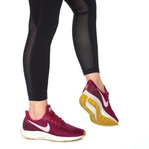 Air Zoom Pegasus 35 Kadın Kırmızı Koşu Ayakkabısı 942855-606