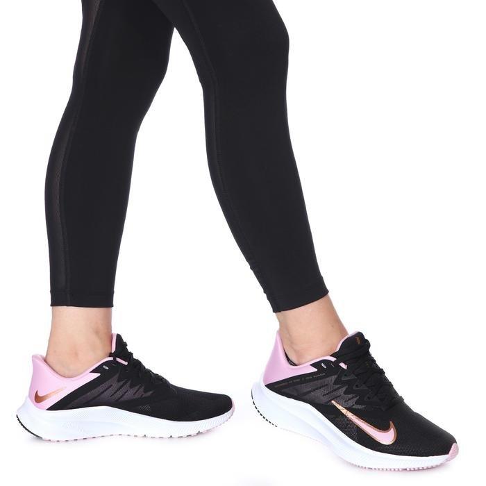 Wmns Quest 3 Kadın Siyah Koşu Ayakkabısı CD0232-009 1196879