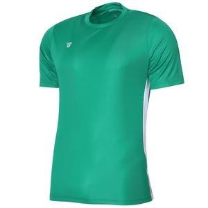 Poly Basic Erkek Yeşil Futbol Tişört TKY100133-YSL