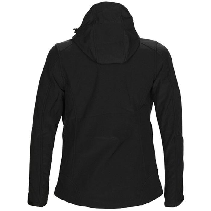 She Ll Softshell Jkt Kadın Siyah Outdoor Ceket TERJJK07023-KVJ0 1237516