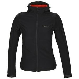 She Ll Softshell Jkt Kadın Siyah Outdoor Ceket TERJJK07023-KVJ0