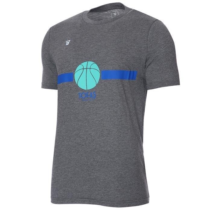 Tofaş Erkek Antrasit Basketbol Tişört TKT100102-ANT-TOF-B 1270615
