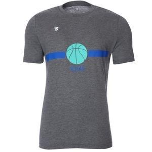 Tofaş Erkek Antrasit Basketbol Tişört TKT100102-ANT-TOF-B