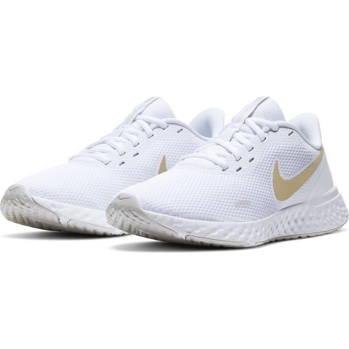 Revolution 5 Kadın Beyaz Koşu Ayakkabısı BQ3207-108 1201302