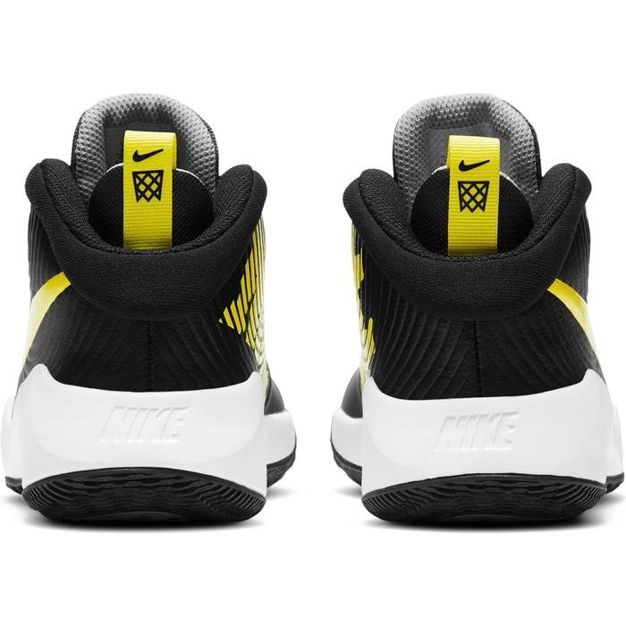 Team Hustle D 9 (Gs) Çocuk Siyah Basketbol Ayakkabısı AQ4224-013 1200523