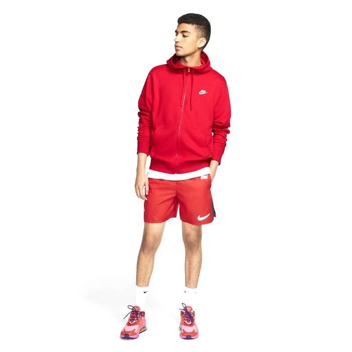 Sportswear Erkek Kırmızı Günlük Stil Sweatshirt BV2648-657 1173836