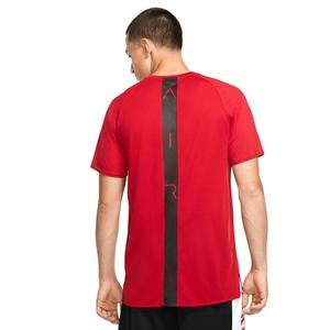 J Air Ss Top Erkek Kırmızı Basketbol Tişört CU1022-687