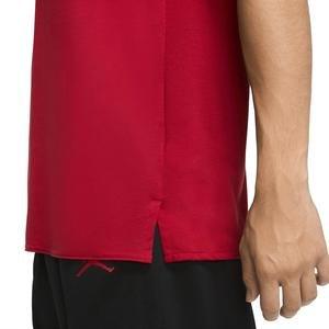 Air Jordan NBA Ss Top Erkek Kırmızı Basketbol Tişört CU1022-687