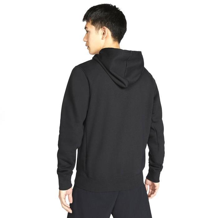 Fc Essntl Flc Hoodie Po Erkek Siyah Futbol Sweatshirt CT2011-010 1212995