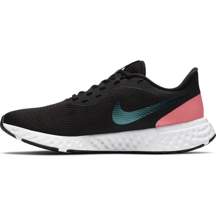 Revolution 5 Kadın Siyah Koşu Ayakkabısı BQ3207-011 1201274