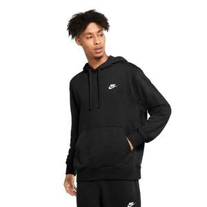 Club Hoodie Po Ft Erkek Siyah Günlük Sweatshirt CZ7857-010