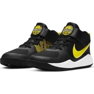 Team Hustle D 9 (Ps) Çocuk Siyah Basketbol Ayakkabısı AQ4225-013