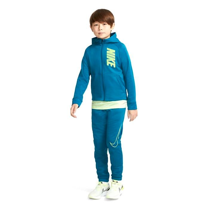 B Nk Therma Gfx Çocuk Yeşil Günlük Stil Sweatshirt CU9087-301 1273629