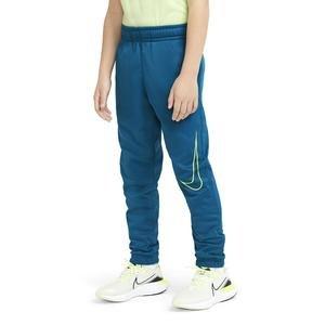 B Nk Therma Gfx Çocuk Yeşil Günlük Stil Eşofman Altı CU9133-301