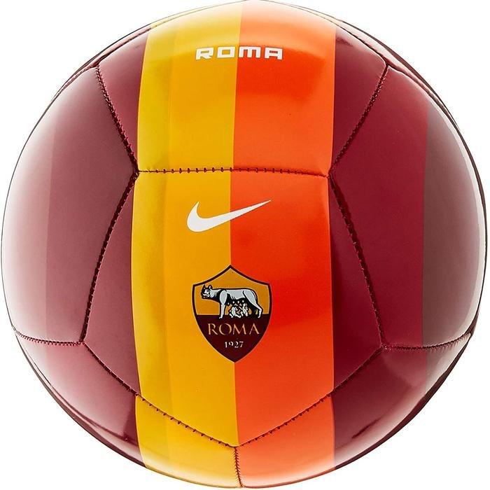 Roma Nk Skls - Fa20 Unisex Kırmızı Futbol Topu CQ8055-613 1166118