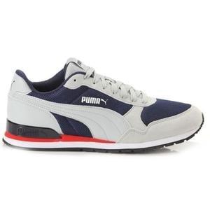 St Runner V2 Mesh Unisex Beyaz Günlük Ayakkabı 36681112