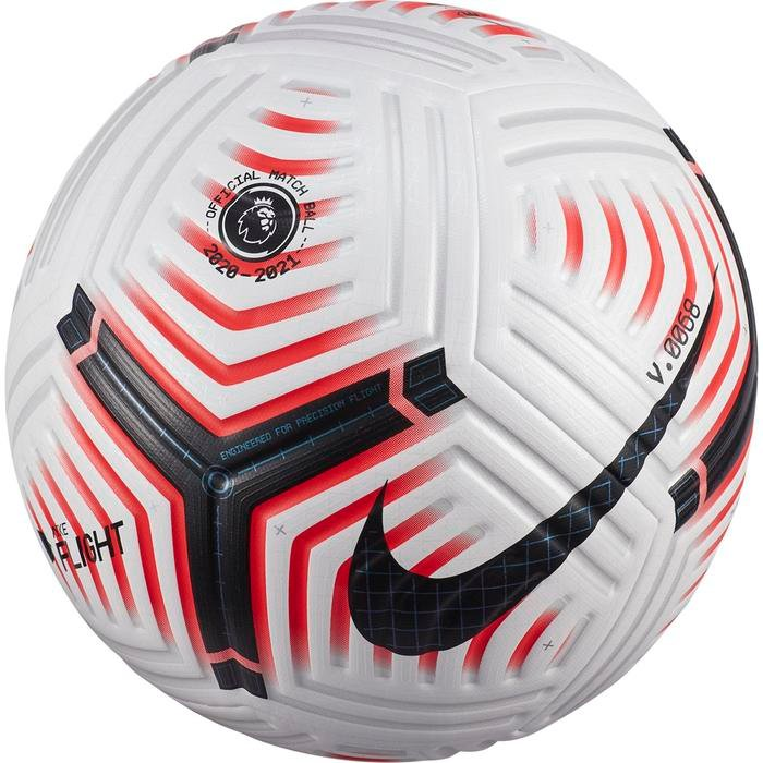 Pl Nk Flight - Fa20 Unisex Beyaz Futbol Topu CQ7147-100 1165975