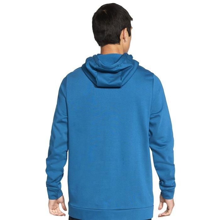 M Nk Df Hdie Fz Fl Erkek Yeşil Antrenman Sweatshirt CZ6376-301 1204160