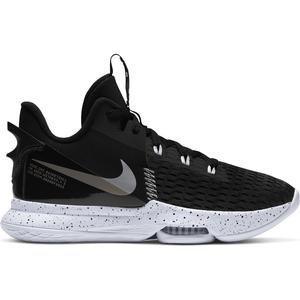 Lebron Witness V Unisex Siyah Basketbol Ayakkabısı CQ9380-001