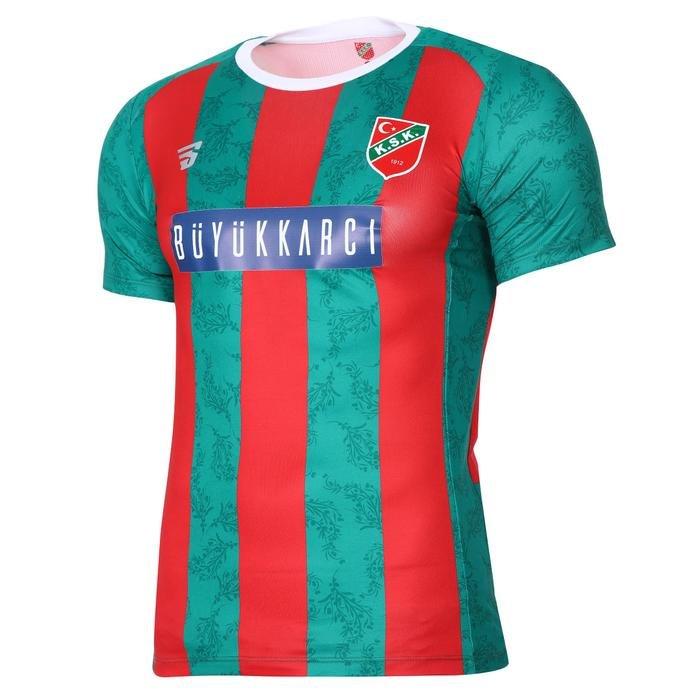 Karşıyaka Erkek Kırmızı Futbol Forma TKY100156-CBK-KSK 1237765