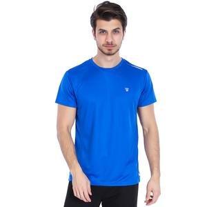 Spo-Fortunato Erkek Mavi Günlük Stil Tişört 710301-0SX-SP