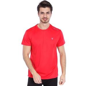 Spo-Fortunato Erkek Kırmızı Günlük Stil Tişört 710301-0RD-SP