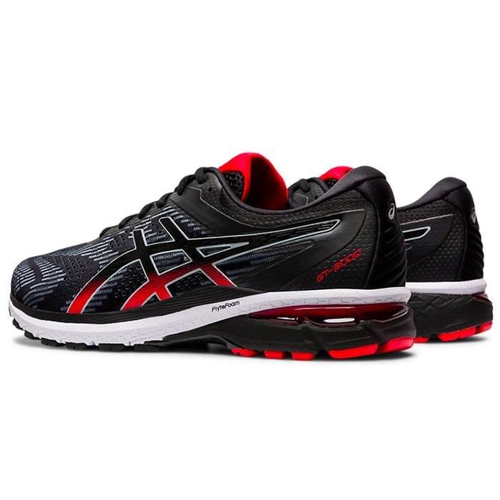 Gt-2000 Erkek Siyah Koşu Ayakkabısı 1011A690-003 1180543