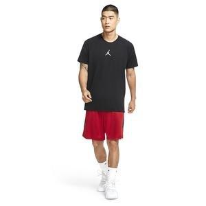J Air Ss Top Erkek Siyah Basketbol Tişört CU1022-010