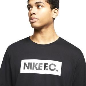 Fc Tee Essentials Erkek Siyah Futbol Tişört CT8429-010