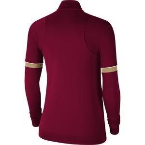 W Nk Df Acd21 Trk Jkt K Kadın Kırmızı Futbol Ceket CV2677-677