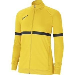 W Nk Df Acd21 Trk Jkt K Kadın Sarı Futbol Ceket CV2677-719