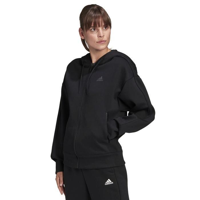 W V2 Fz Hd Kadın Siyah Günlük Stil Ceket GH4888 1224293