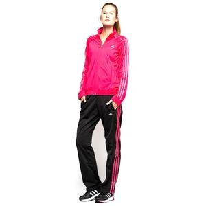 Clima Knit Suit Kadın Pembe Antrenman Eşofman Takımı D89773