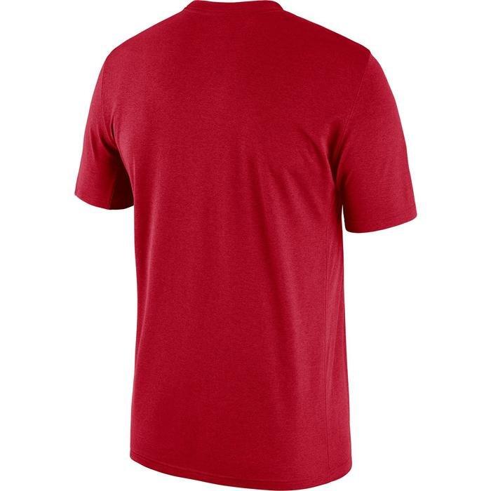 Chicago Bulls NBA Tee Es Prtc Gpx Ss Erkek Kırmızı Basketbol Tişört CK8189-657 1274914