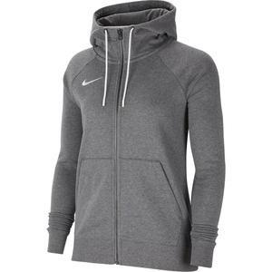 W Nk Flc Park20 Fz Hoodie Kadın Siyah Futbol Sweatshirt CW6955-071