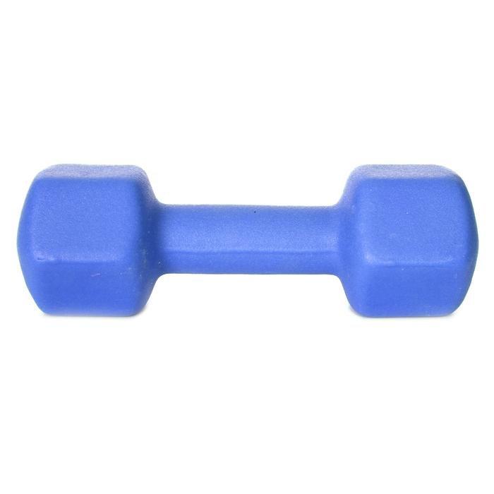 Neopren 1 Kg Unisex Mavi Yoga - Pilates Dambıl SPT-2801V 1190920
